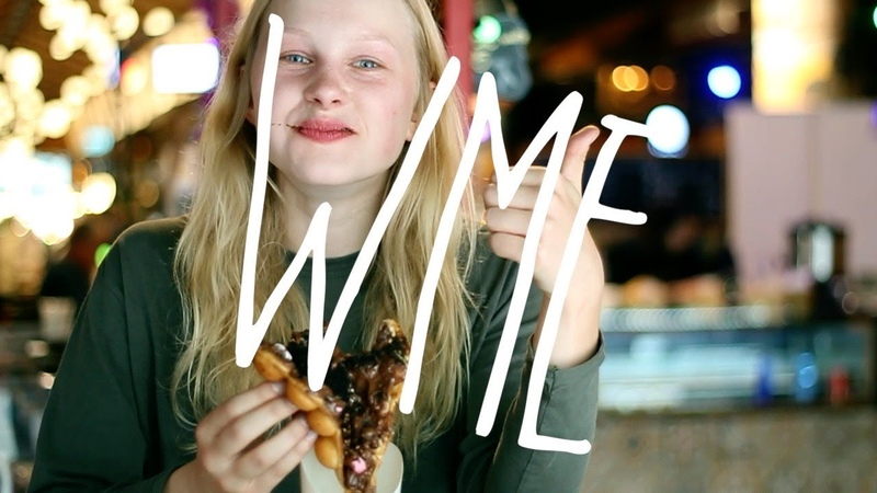 What Models Eat (WME) / Waffle