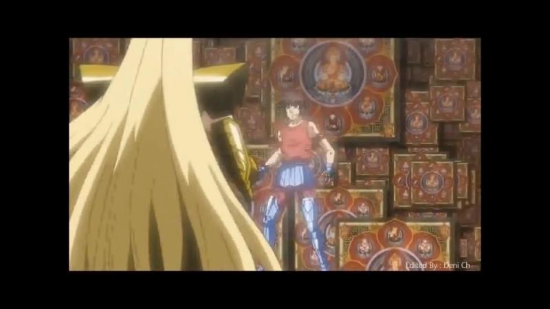 Saint Seiya - The Lost Canvas - A Tribute To Gold Saint.wmv