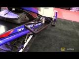 2018 Yamaha Sidewinder L-TX Sled - Walkaround - 2017 Drummondville ATV Show