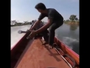Прокачал лодку
