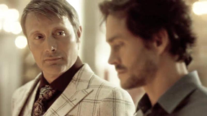Веганам вход запрещён (Will Graham / Hannibal Lecter) - HEATHENS