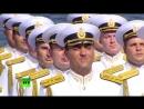 В Санкт-Петербурге проходит парад в честь Дня Военно-морского флота России