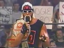 NWo Wolfpac Elite Entrance - Hogan Nash and Steiner On The Mic -1-25-99