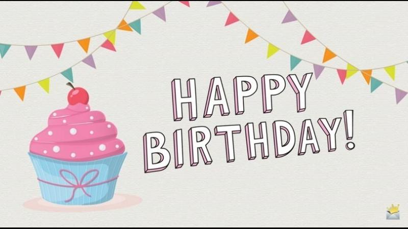 ✿Gracias por haber nacido - Feliz cumpleaños amor ♥