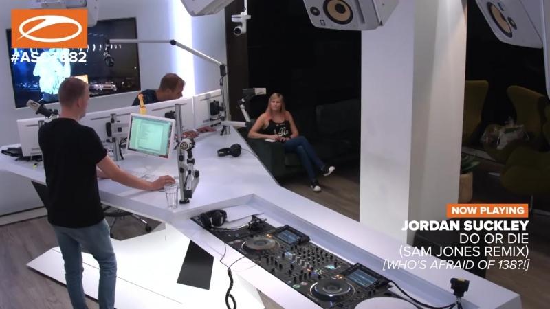 Jordan Suckley - Do Or Die (Sam Jones Remix) [WAO138?!] [ASOT882]