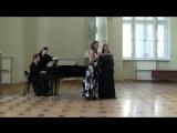 Валерий Гаврилин вокальный цикл