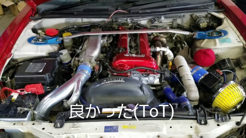 S14 シルビア エンジンブロー~O/H復活までのマニアック動画 Overhaul From engine failure to resurrection