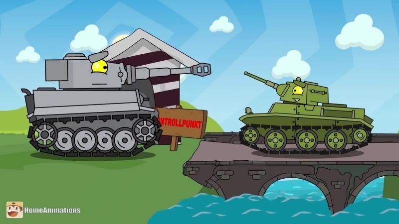 World of Tanks - ТанкоМульт (104 серия) (Россия)