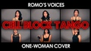 Cell Block Tango One Woman Broadway Cover Song Chicago Musical Romo's Voices