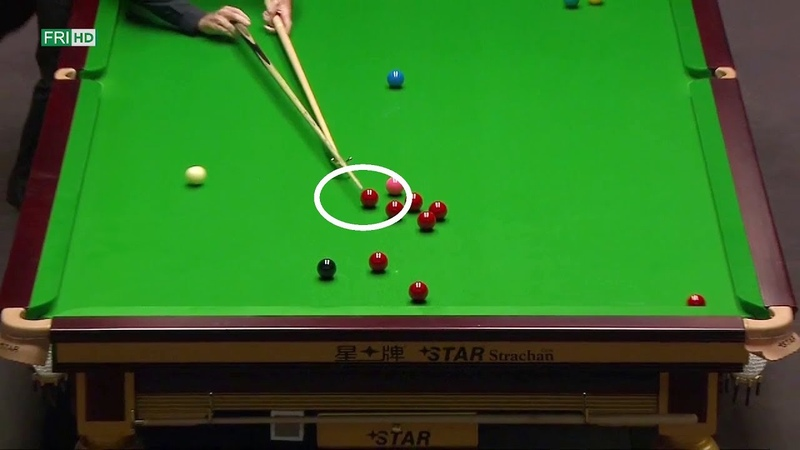 Ronnie O'Sullivan Fouls, Wins and No One Notices It