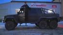 Самодельный Гелендваген 6х6 Мансори 650 лошадей Первый выезд
