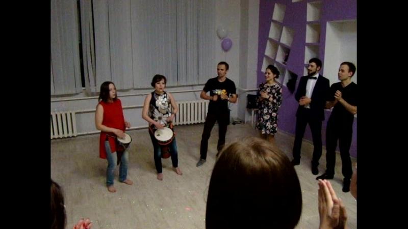 Капустник 21.04.2018 или 5-ти летие студии танцев Alarde