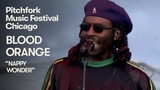 Blood Orange Performs Nappy Wonder Pitchfork Music Festival 2018