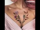 Переводные татуировки возвращаются