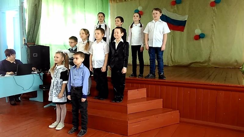 Концерт_ с Тростянка,Саратовская область 18.03.2018 г