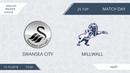 AFL18. England. Premier League. Day 25. Swansea City - Millwall