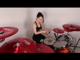 A-Yeon - Eye Of The Tiger [Survivor Drum Cover]