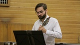 Дуэт скрипки и мандолины - G. Ph. Telemann Gulliver Suite in D major