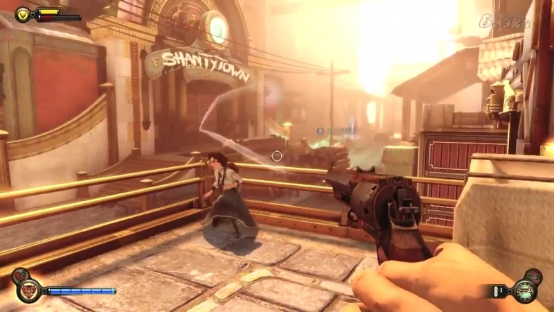 Bioshock Infinite – 10 – Другая версия реальности