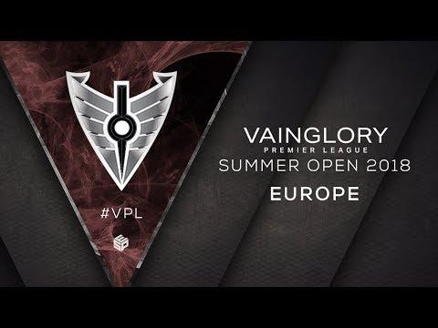 VPL Summer Open - EU Finals