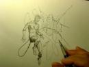 Riven Phoenix The Sketch Book 13 The Character Design Studio 3
