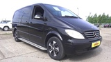 2008 Mercedes-Benz Viano (W639) 2.2L (150). Start Up, Engine, and In Depth Tour.