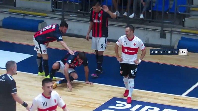 FutsalAFA - Resumen San Lorenzo vs Jorge Newbery - Fecha 6 - 2018