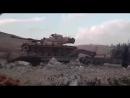 Турецкий конвой пересекает границу с Сирией