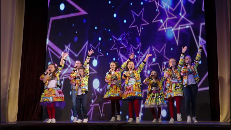 Шумные Дети - Трубочист (Новогодний концерт в ДК Чайка)