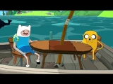 Adventure Time  Pirates of the Enchiridion - Трейлер