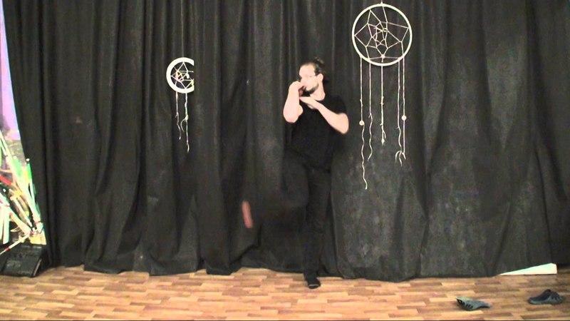 365JT №96 Жонглирование с зажимом 19