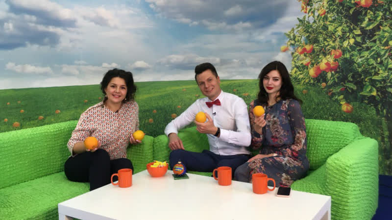МИБС-Ярославль на телешоу Утренний фреш