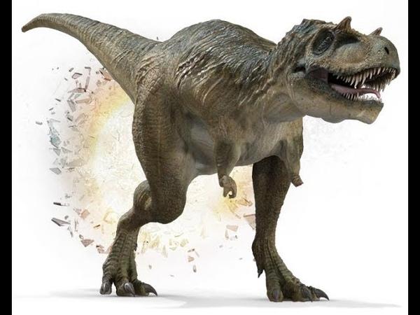 Primeval - Albertosaurus