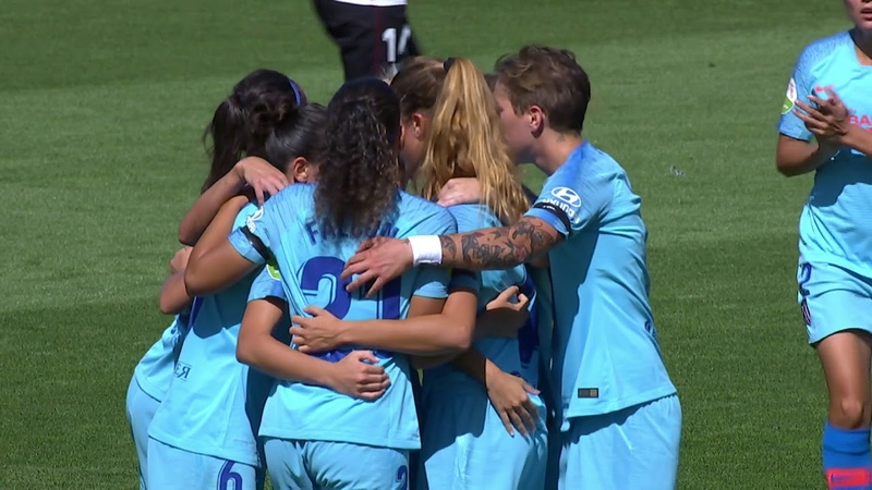 RESUMEN J3 | ATHLETIC CLUB 2-4 AT. MADRID FEMENINO
