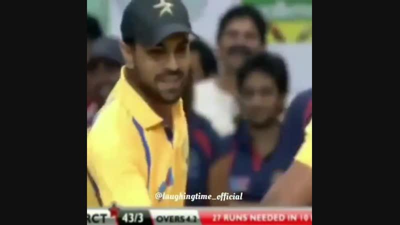 Ammulu™🙋-Ammulu™🙋 - RamCharan Cricket Video Рам Чаран