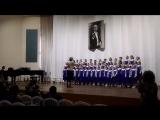 Младший сводный хор ДШИ им.Мравинского