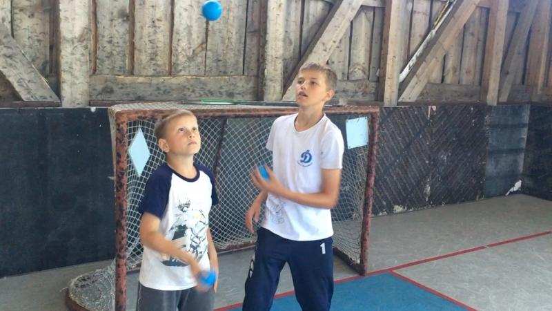 Жонглеры-вратари