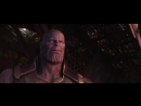 Thanos sits under the Porch HD - Avengers Infinity War Scene