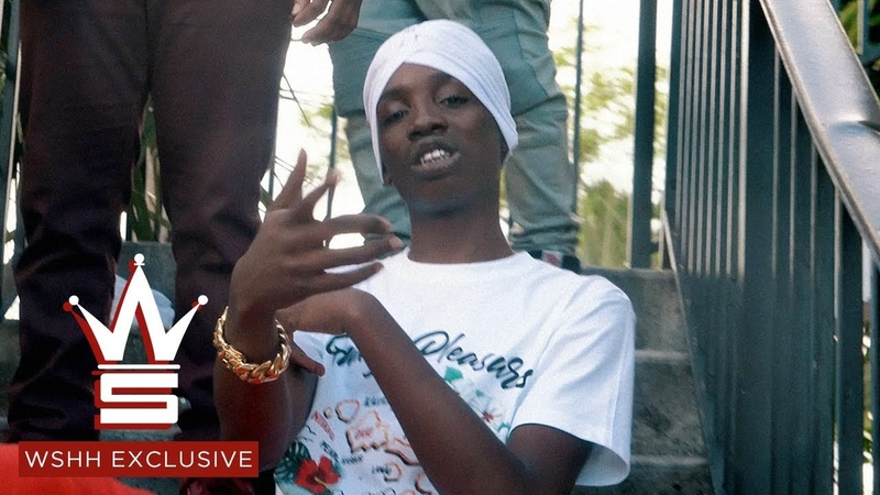 Soldier Kidd Thuggin Under God (WSHH Exclusive - Official Music Video)
