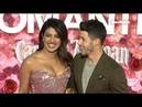 Priyanka Chopra, Nick Jonas Smiling at 'Isn't it Romantic' LA Film Premiere