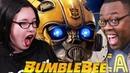 BUMBLEBEE CAN GET IT! (ft. Lindsay Ellis) - Movie Talk Spoilers