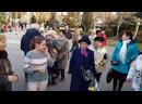 Танцы на Приморском бульваре - Севастополь - 08.03.19 - С Днем 8-го Марта - Певец Сергей Соков - LIVE