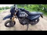 Чёткий обзор и тест-драйв Baltmotors Motard 200 DD