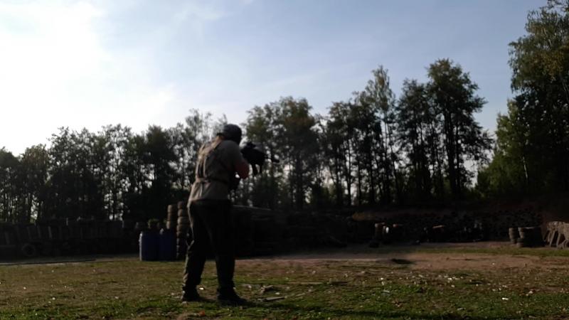 Опробовал МДУ Скат В5м ожидал большего, но меня устраивает. После серии выстрелов из 213го валет дым, который не вышел через МДУ