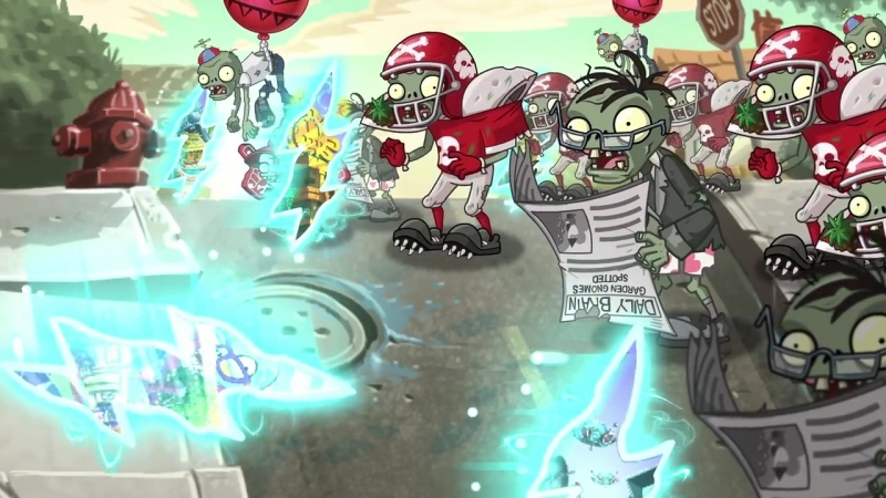 Plants vs Zombies 2 Modern Day Part 2 Trailer