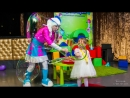 Озорная модница Роза Барбоскина на детском дне рождения