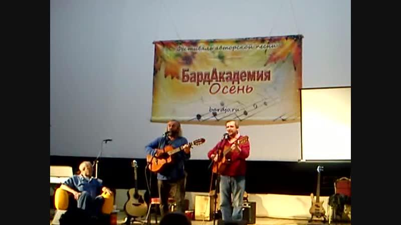 А. Кайдалов и В. Лебедев В Липецке