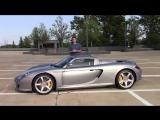 Вот почему Porsche Carrera GT величайшая машина всех времен