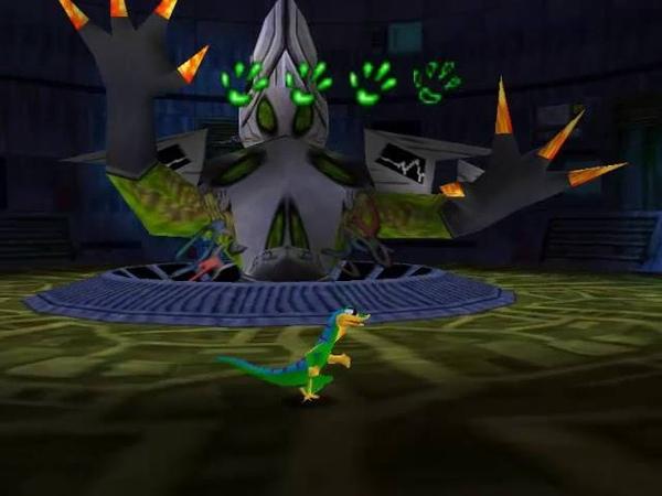 N64 USA Gex 2 Enter the Gecko 32 Channel Z Rez
