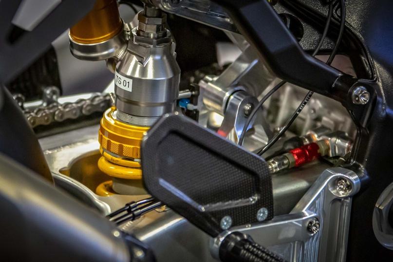 Супербайк BMW S1000RR WSBK 2019